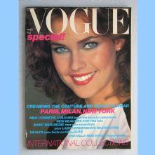 Vogue Magazine - 1980 - March 1st